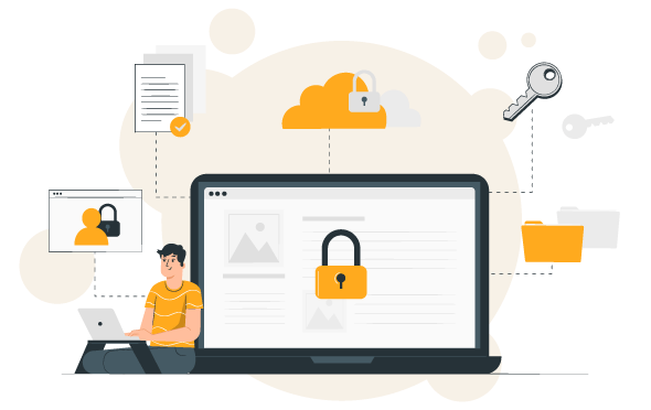 How to manage data security while working from home