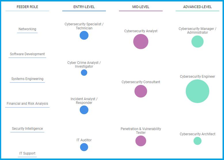 Cybersecurity career path