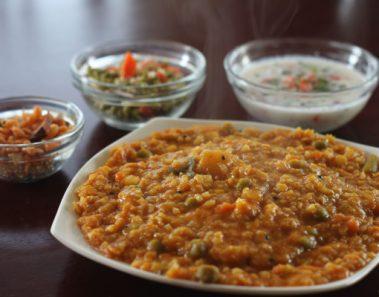 Cuisine Special 4: Succulent South Indian