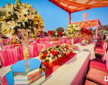 Best Farmhouse Venues to get married in Delhi NCR