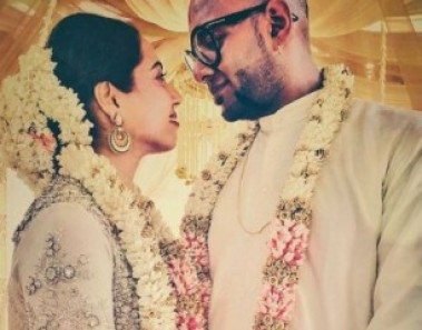 The Wedding Story- Benny Dayal and Catherine Thangam