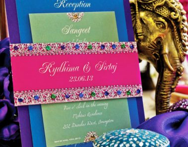 Wedding Cards And Wedding Favors