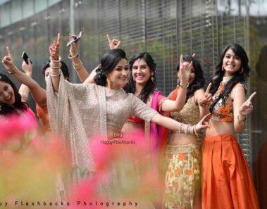 10 Brilliant Ideas for Bridesmaids Shoot