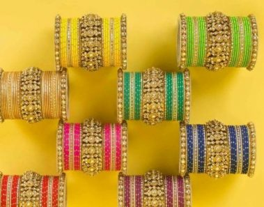 Beautiful And Jingling Bangles At The Wedabout Bridal Weekend
