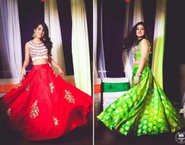 Bridal Lehenga Styles to Complement your Body Shape