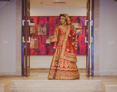 Sneak Peek into Bridal Trousseau outfits by the Designer Aparna Jindal