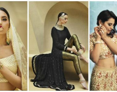 Unconventional Bridal Lehengas for the free Spirited Brides