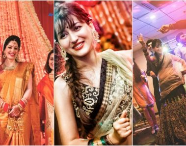 Haute trending Bridal Sarees to flaunt this season