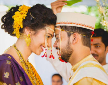 Indian Wedding Flavors 1: Sneak Peek Into a Traditional Marathi Wedding