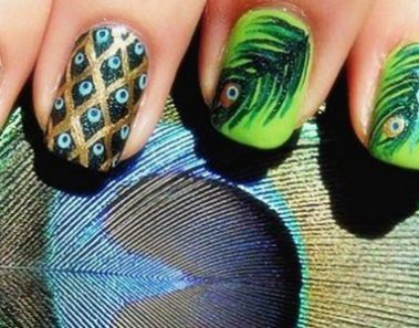 10 Fantastic Wedding Nail Art Ideas
