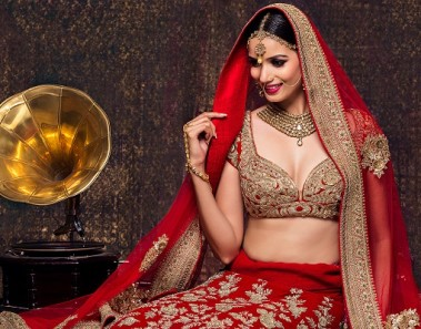 """Sunehree"": Bridal Lehengas And More Like Never Before!"