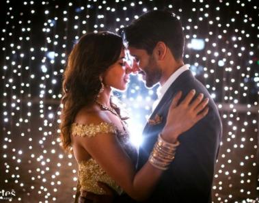 The Fairy Tale Engagement Of Samantha Ruth Prabhu And Naga Chaitanya