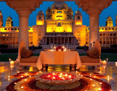Top Destination Wedding Venues in Jodhpur
