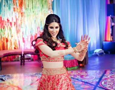 Choreographed Dance at Wedding Sangeet!