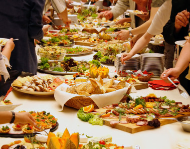 Wedding Catering Ideas by Feeding Concepts: WedAbout