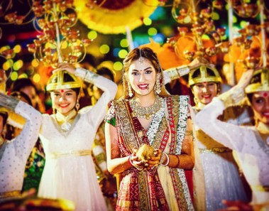 Quirky Bride entry Ideas for you: WedAbout