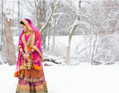 Winter Wedding Diary: Hit Destination