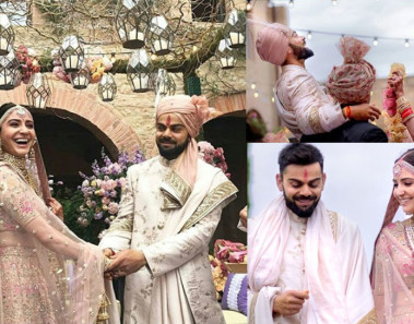 Wedding Ideas that made Celebrity Weddings in 2017 Special