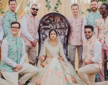 Slay it in Style:Wedding Attire Fit for the Bride's Brother