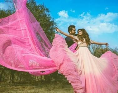 Indian Wedding Flaunts the Vougish Super Model In You