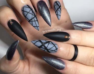 8 Nail Art Designs For The Bride 2018