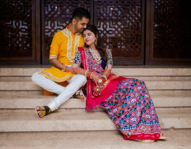 Blissful Goa Wedding of Monali & Rahul with Dreamy Decor Ideas