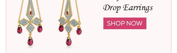 The Azara Drop Earrings