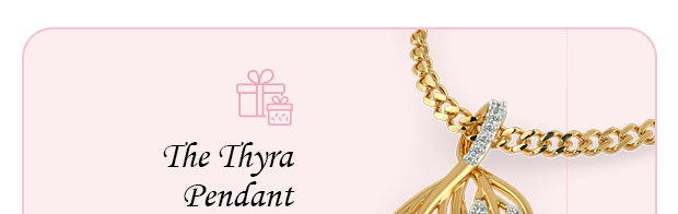 The Thyra Pendant