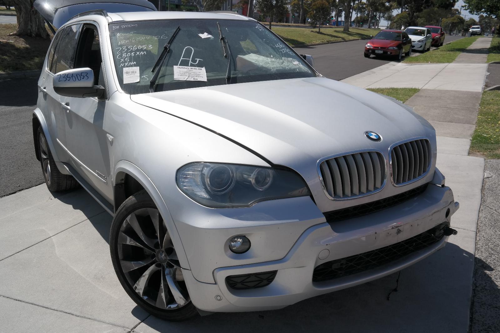 2009 Bmw X5 Ecu