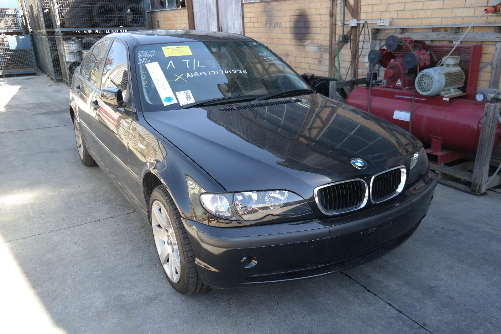 Left Front Door 3 Series Bmw 2003