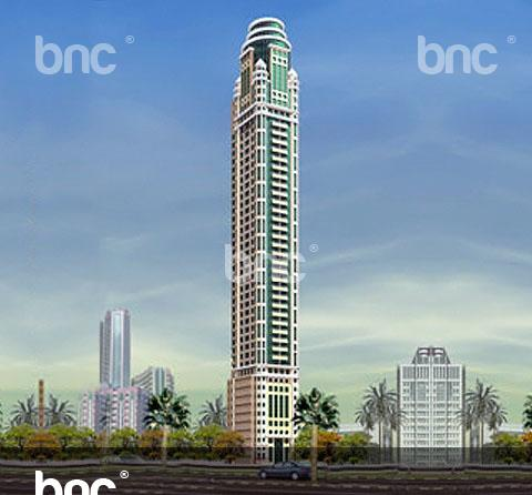 Malak Tower - Al Nahda   Sharjah, United Arab Emirates