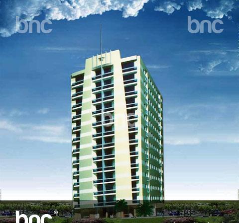Residential Building, B+G+12 at Plot No  241-514 - Al Nahda 2