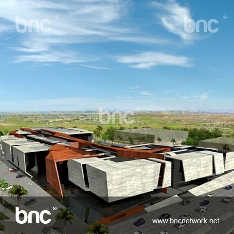 Axiom Telecom Headquarters - Dubai Silicon Oasis   Dubai, United