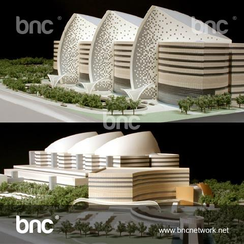 Phase 1 - Sidra Medical & Research Center - Education City