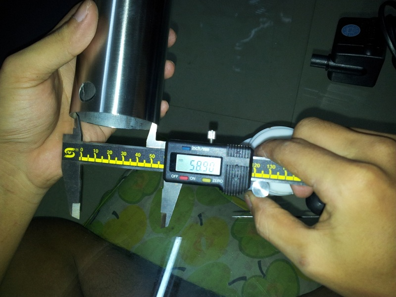 ống inox 304