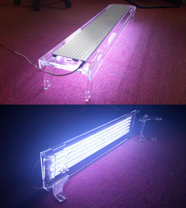 tự chế đèn led thủy sinh 5630