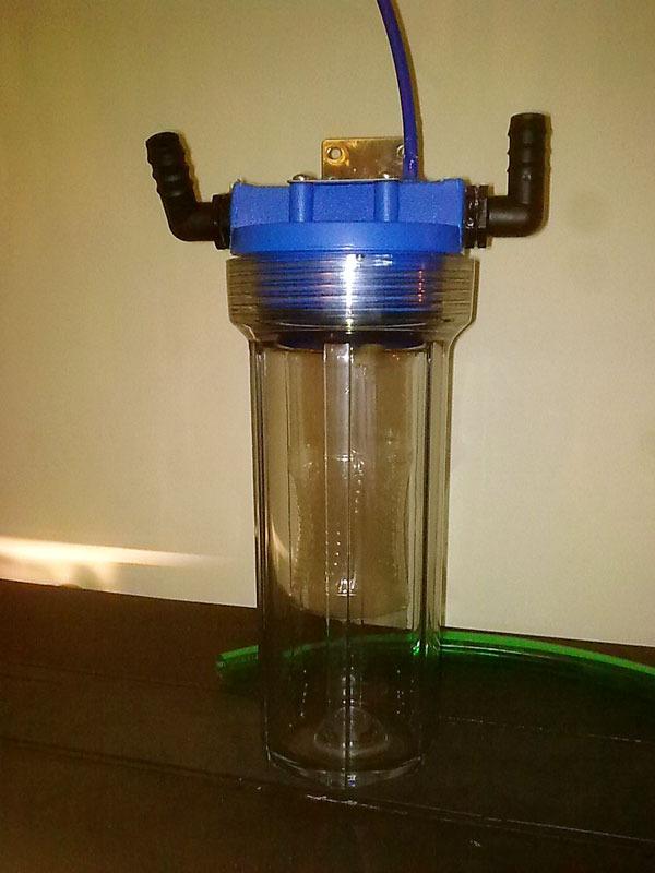 cốc trộn CO2 từ lọc nước RO