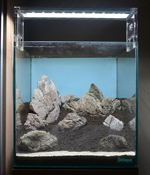 xếp đá hồ cubic 30