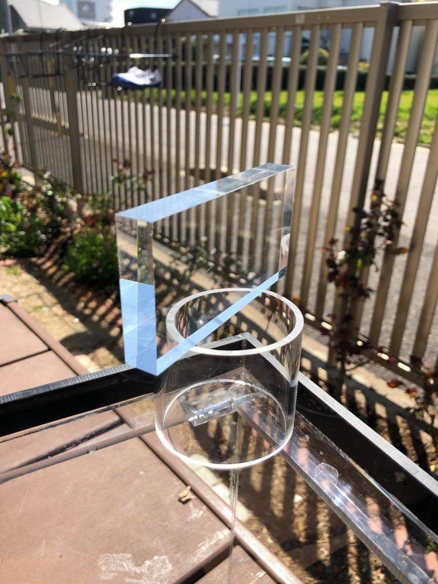 vật liệu acrylic làm bể thủy sinh