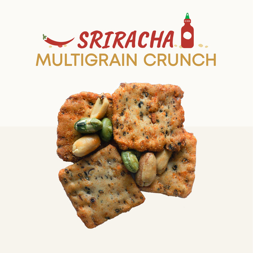 medium image of sriracha multigrain crunch