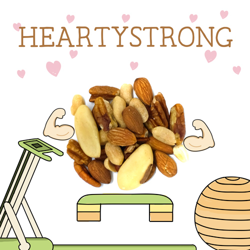 image of hearty strong
