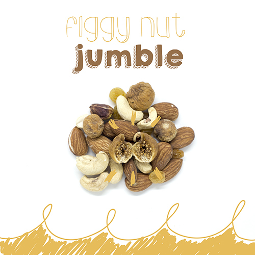 medium image of figgy nut jumble