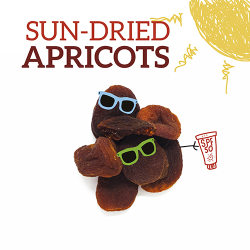 image of sun-dried apricots