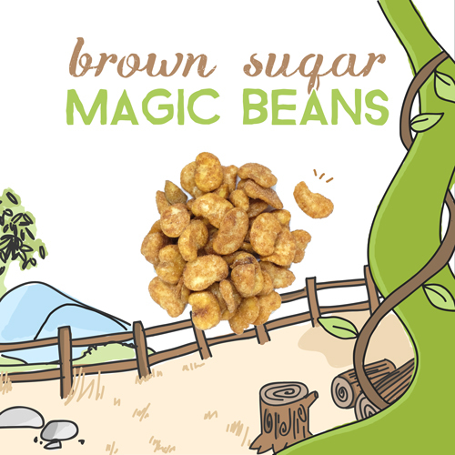 image of brown sugar magic beans