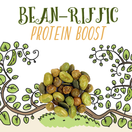 image of bean-riffic protein boost