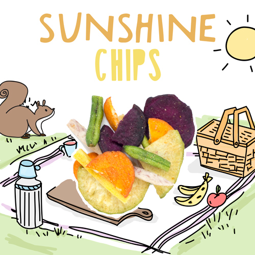 medium image of sunshine chips