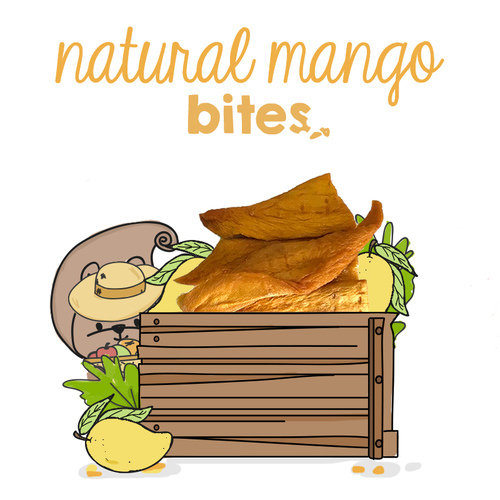 medium image of natural mango bites