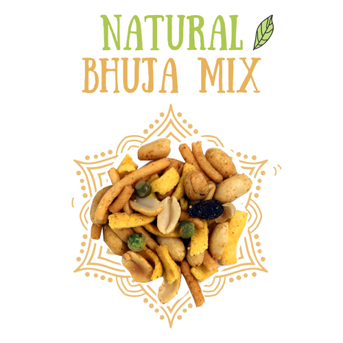 image of natural bhuja mix