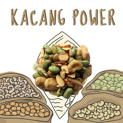 image of kacang power