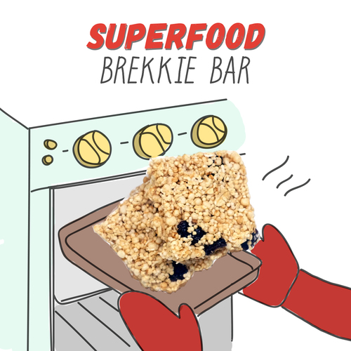 medium image of superfood brekkie bar